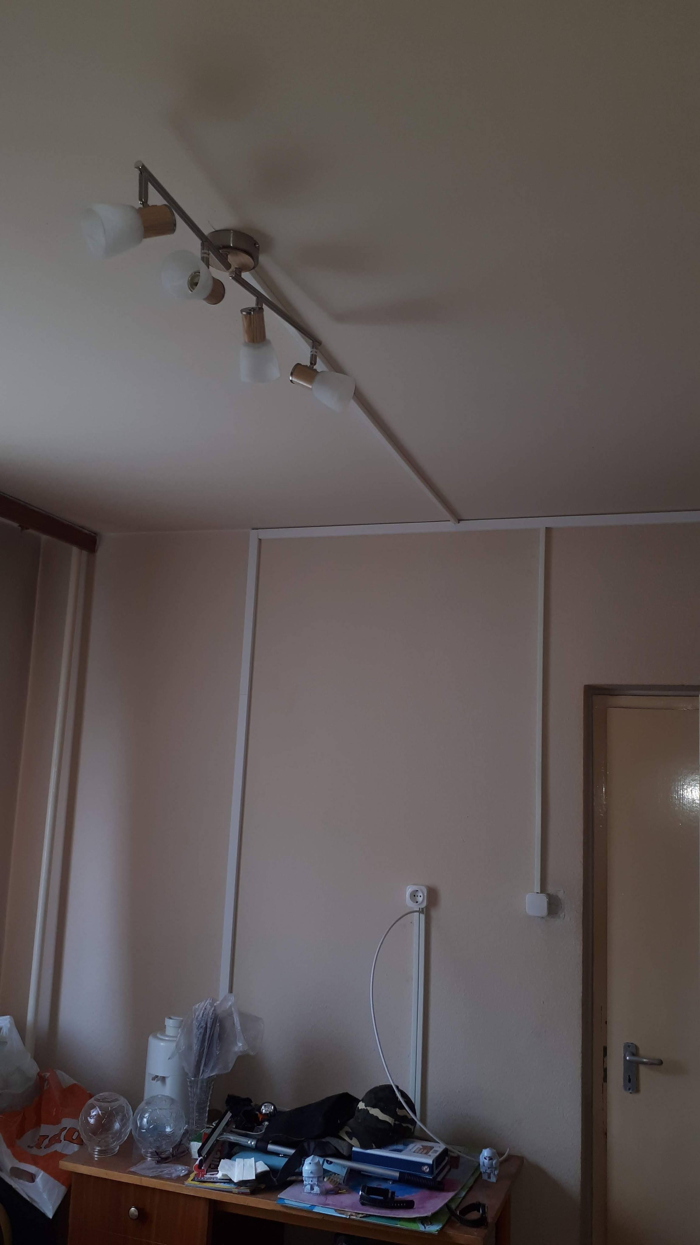 Panel lakás elektromos hálózat felújítása Budapesten